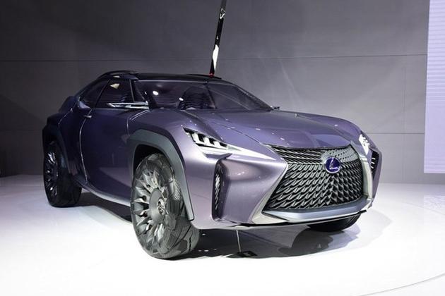 雷克萨斯UX量产版消息 或日内瓦车展亮相