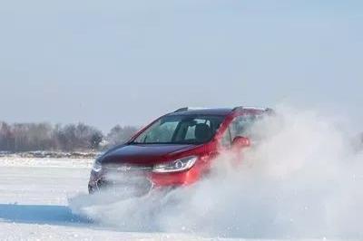 一名探界者车主在零下35度飙车是什么样的体验?|仕说