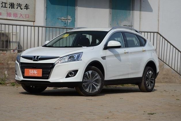 2017款纳智捷优6 SUV多少钱 优惠1.8万