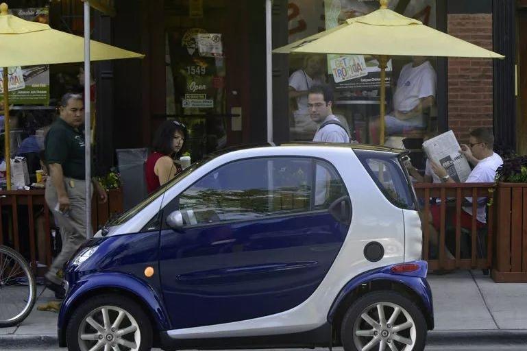 抛开奔驰光环,Smart其实是一款怎样的车?