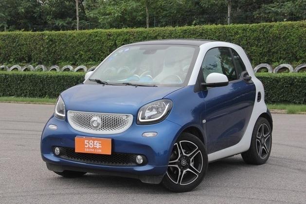 Smart fortwo上海多少钱 近期优惠2万