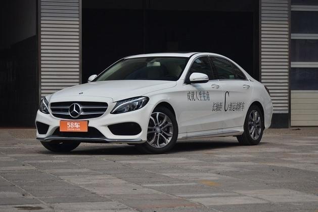 2018款奔驰C级多少钱 限时优惠8万元
