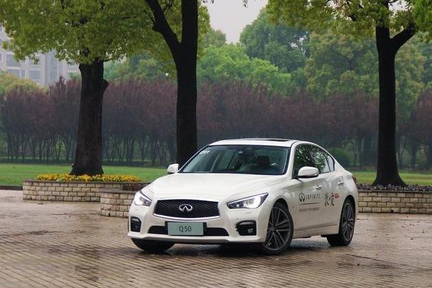 英菲尼迪Q50优惠5万 现车欢迎试乘试驾