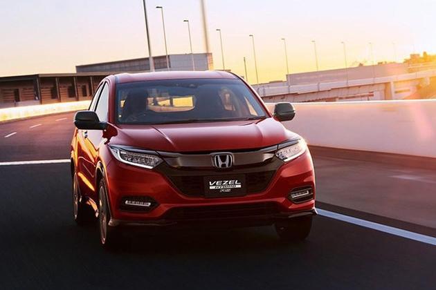 提供1.5T车型 新缤智将于2018年内推出