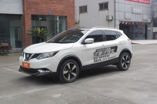 日产逍客上海裸车报价 近期优惠1.8万
