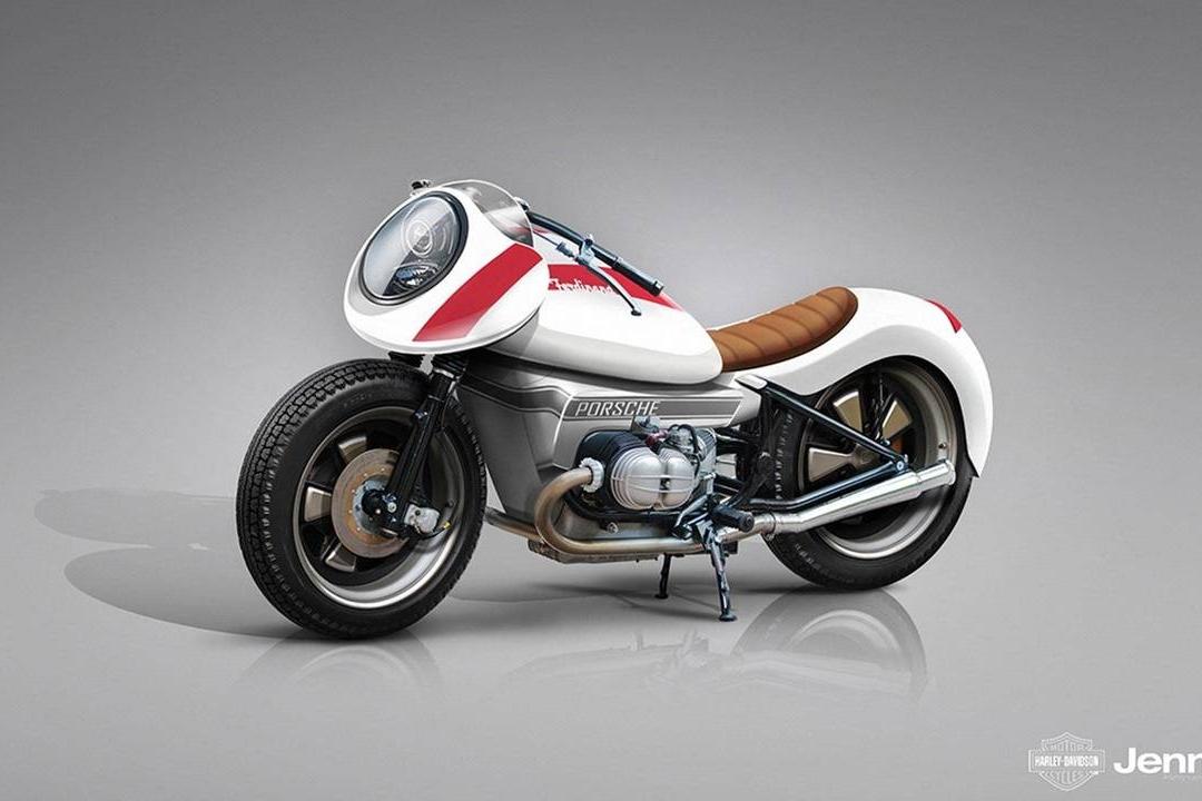 如果豪华汽车品牌造摩托车 会设计成什么样?