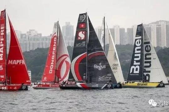 当其它豪华品牌还在公路赛上刷圈速时,沃尔沃却买下了一项帆船赛事