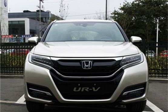 17款本田UR-V现车 2.