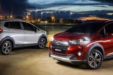 飞度的价格,CHR的外观,本田7万全新小型SUV即将国产