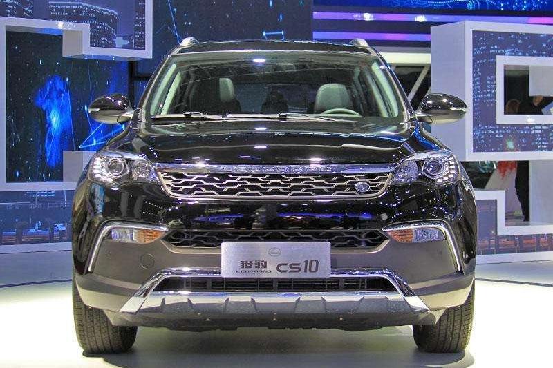猎豹CS10,荣威RX5,中华V6这三款车型,我喜欢这款!