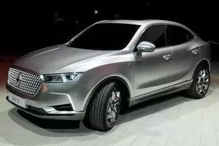 宝沃BX6将于今年上市 或将开拓轿跑SUV新蓝海