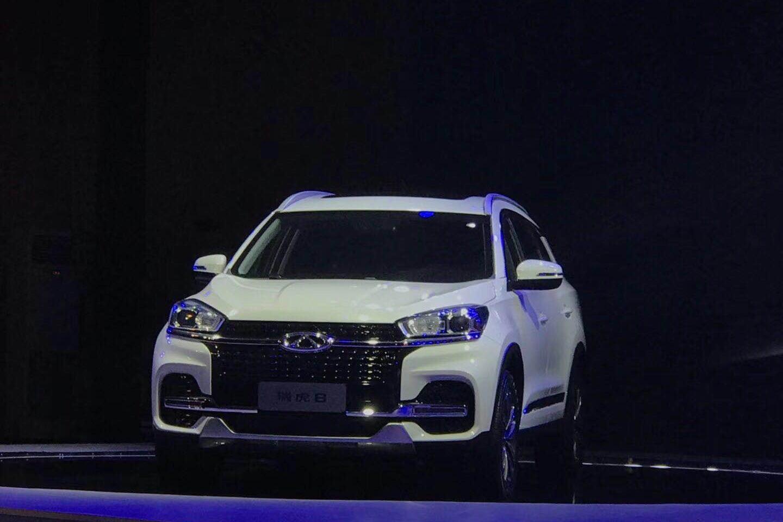 奇瑞首款7座SUV亮相,命名瑞虎8北京车展上市