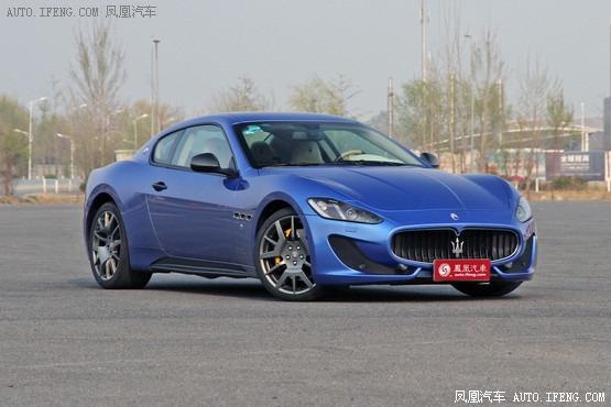 玛莎拉蒂GT上海最高降61.8万 欢迎鉴赏