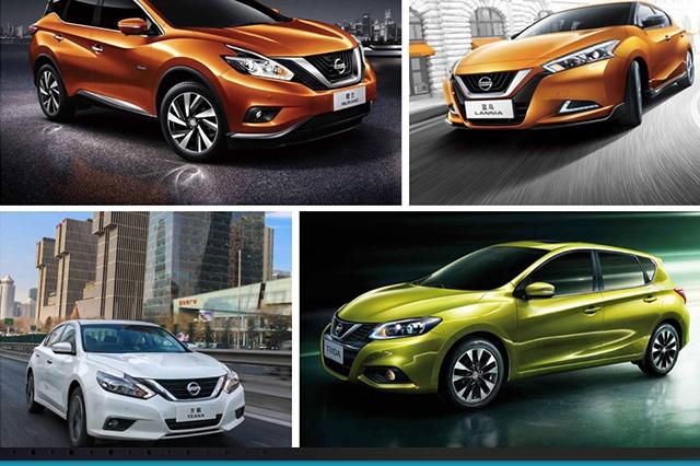 轿车SUV全线增长 东风日产1月销量近10万