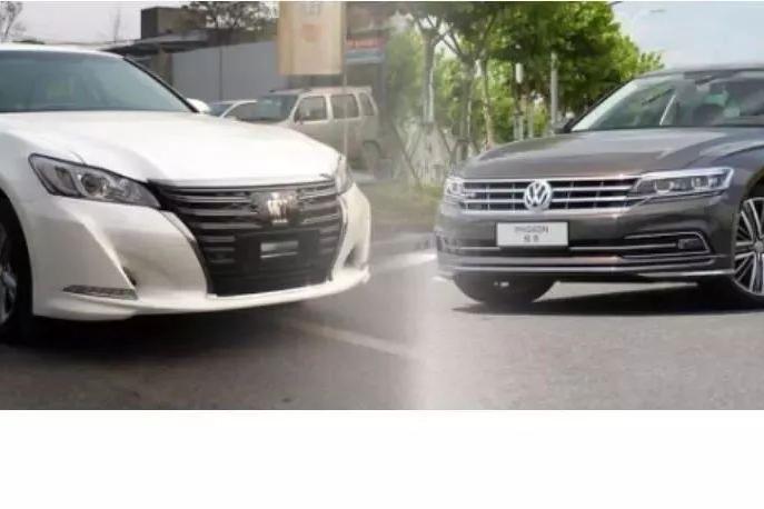 丰田、大众品牌顶端车型之争,辉昂12月销量逼近皇冠?