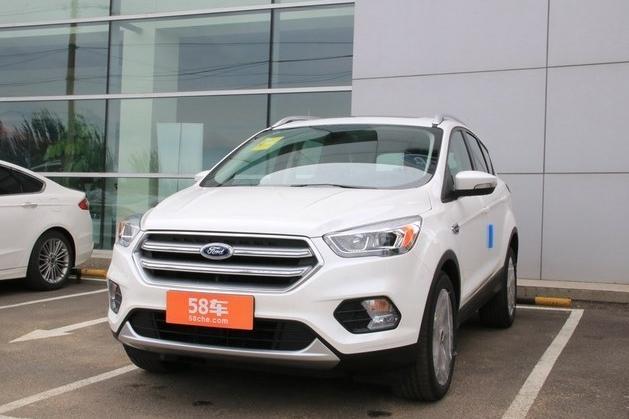 福特翼虎平价销售中 上海地区现车热销