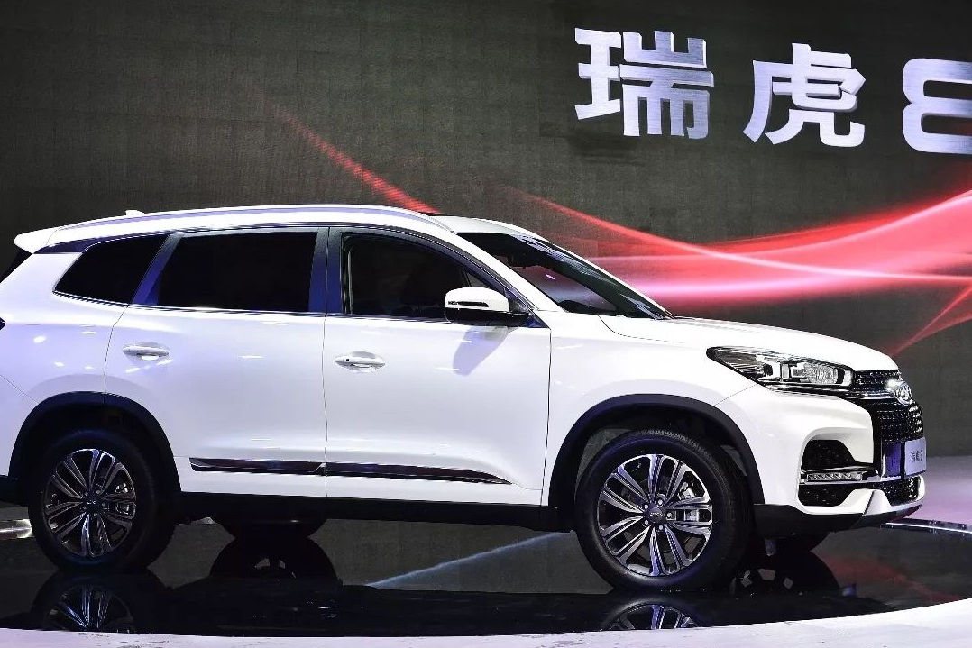 """全新SUV瑞虎8亮相,搭上""""国家队""""后奇瑞让汽车设计有了哪些中国趣味?"""