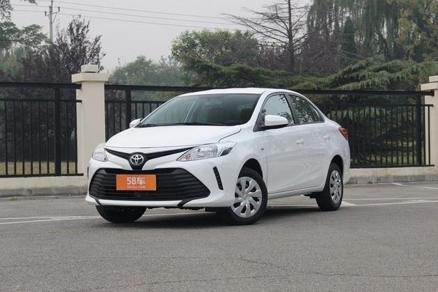 丰田威驰裸车价格 上海地区优惠0.8万