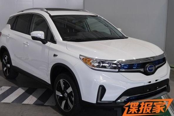 广汽丰田急需推出纯电汽车,ix4 EV将上市,车标不是丰田!