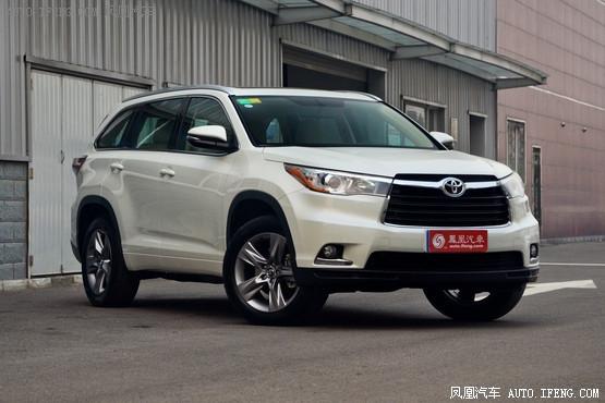 广汽丰田汉兰达现车销售 欢迎致电详询