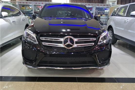 2018款奔驰GLE400 越