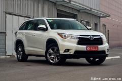 [test]丰田汉兰达23.98万起 少量现车欢迎品鉴
