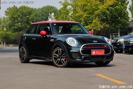 MINI最高优惠5.91万元 店内有现车销售