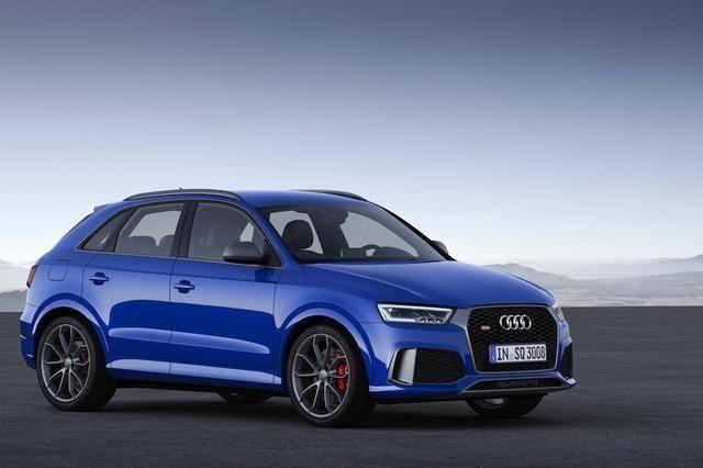 奥迪RS Q3 Performance你明明是跑车,装什么SUV啊?