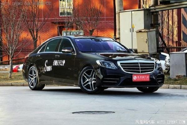 奔驰S级上海降17.8万