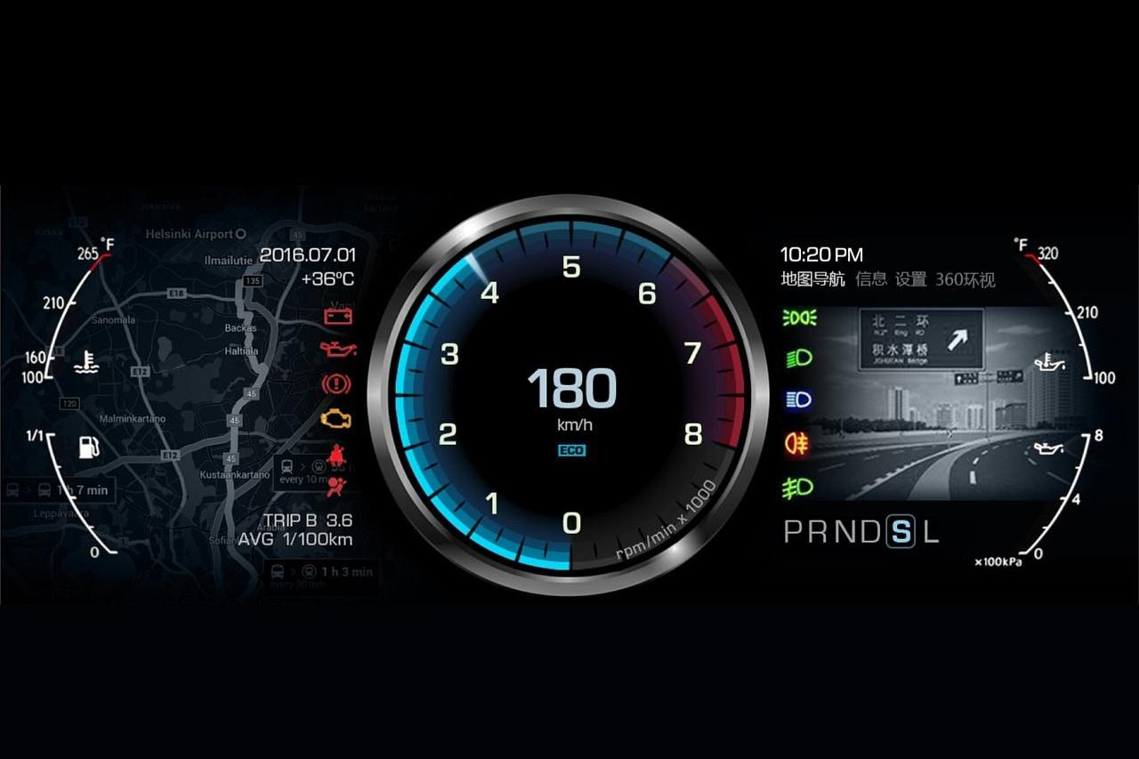 为何汽车的设计时速