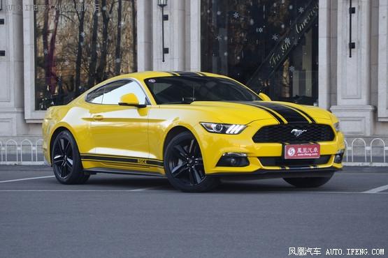 【南昌】江铃海外福特Mustang可降3.3万