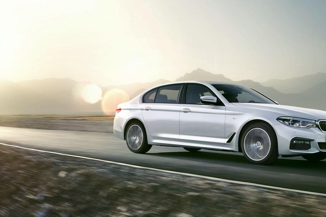 2018款全新BMW 5系Li