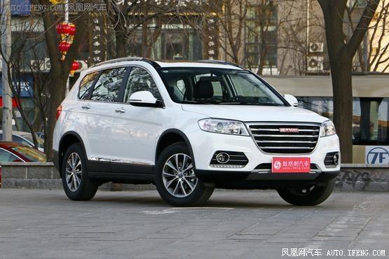 重庆哈弗H6平价销售 购车可送豪华礼包
