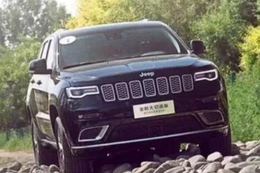 Jeep大指挥官:若25万起售,你会为它买单吗?| 聚侃
