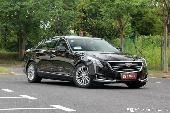 重庆凯迪拉克CT6限时优惠9.5万 有现车