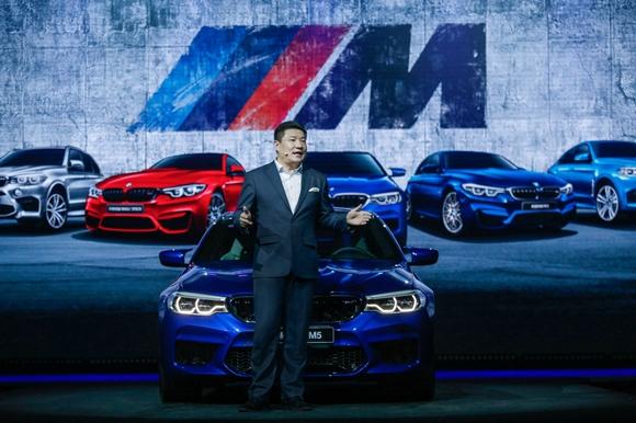 全新BMW M5全国上市