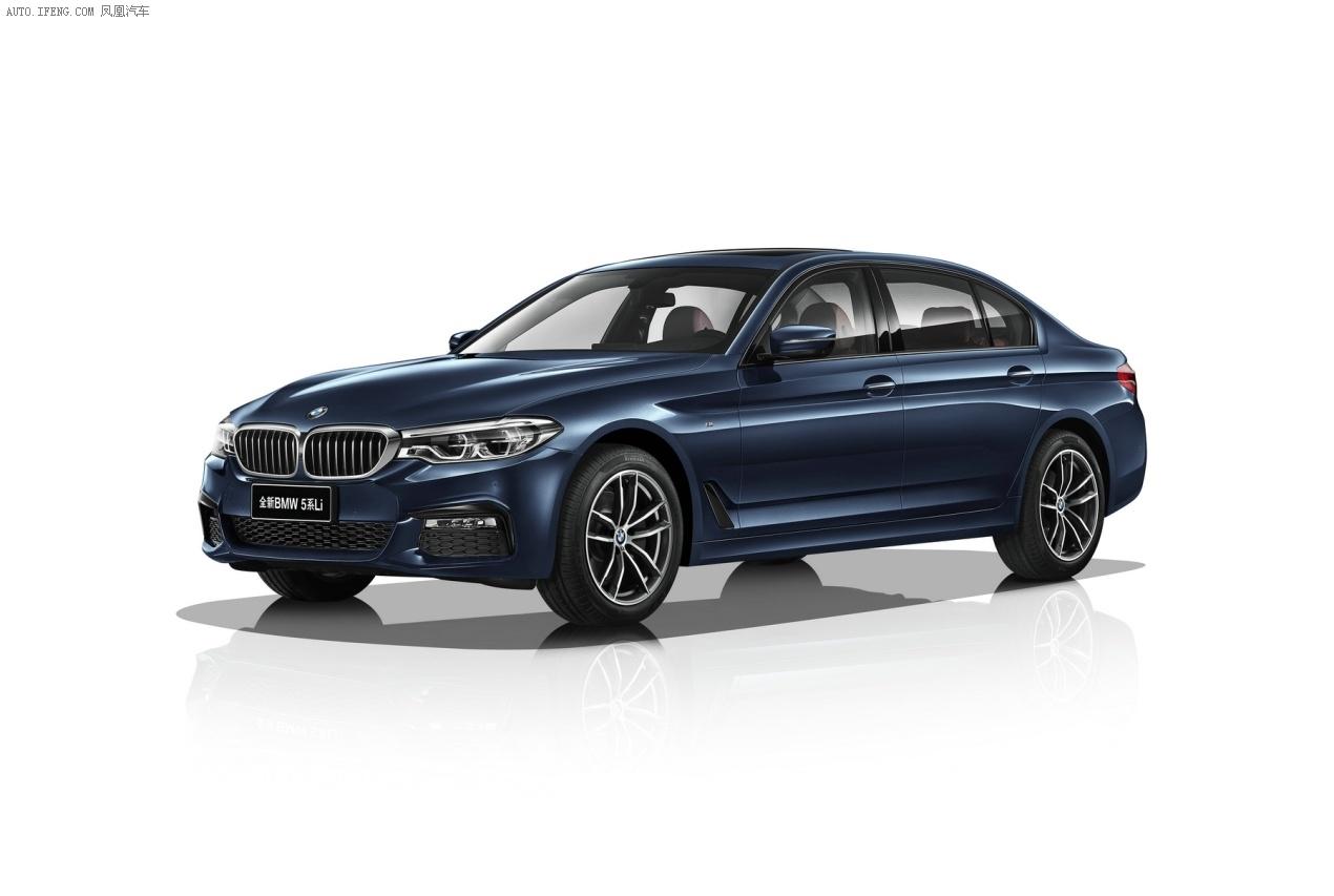 全新BMW 525Li,不负