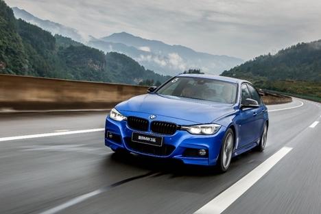 新BMW 3系首付低