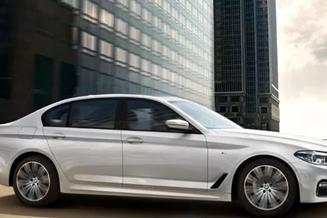 全新BMW 525Li