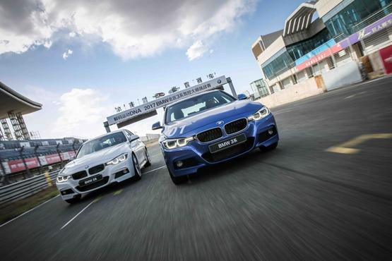 BMW为你准备了安全赛