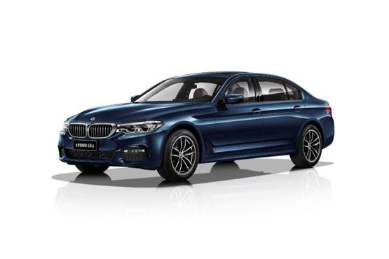 2018款全新BMW 525Li