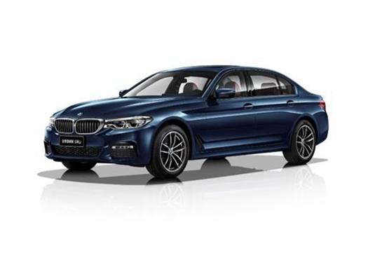 2018款新BMW 525Li