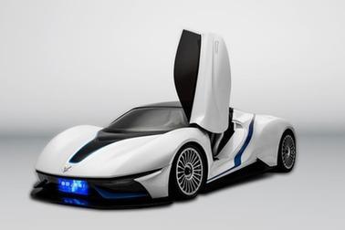 全球首款纯电动GT
