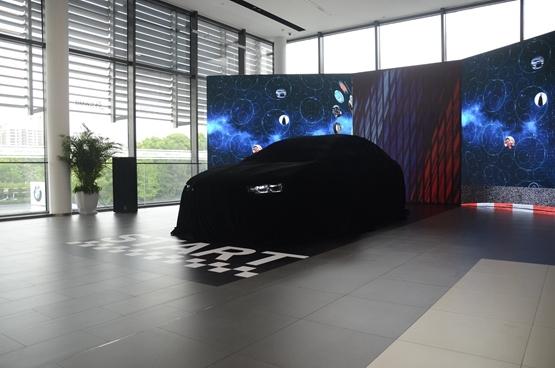 全新BMW M5上市发布
