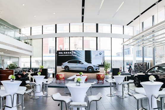 BMW 525Li产品体验会