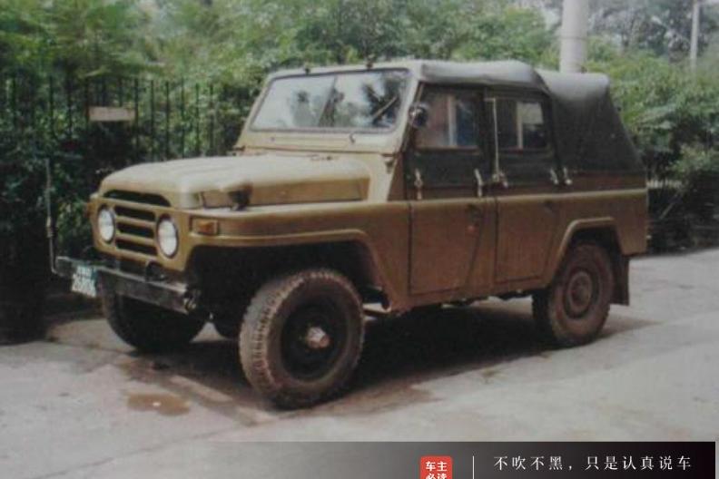 北京(BJ)20:致敬经典,10万级SUV的不二选择