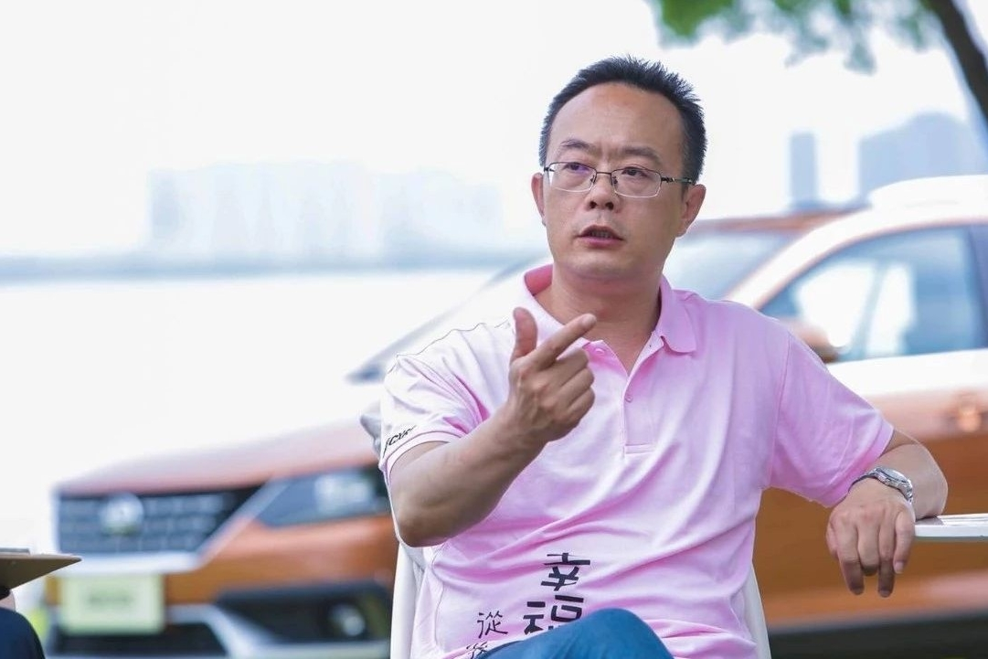 【汽车人】王志平:天津一汽有信心重回潮头