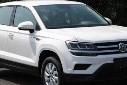 上汽大众又一全新SUV,外形酷似小途昂,或卖15万,爆款无疑了!