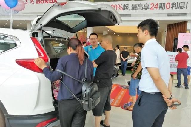 """东本CR-V开卖第一个周末,4S店""""人满为患"""",不加价反降6000!"""