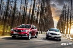 与帝豪GS形成高低搭配,远景S1助力吉利跨界SUV市场